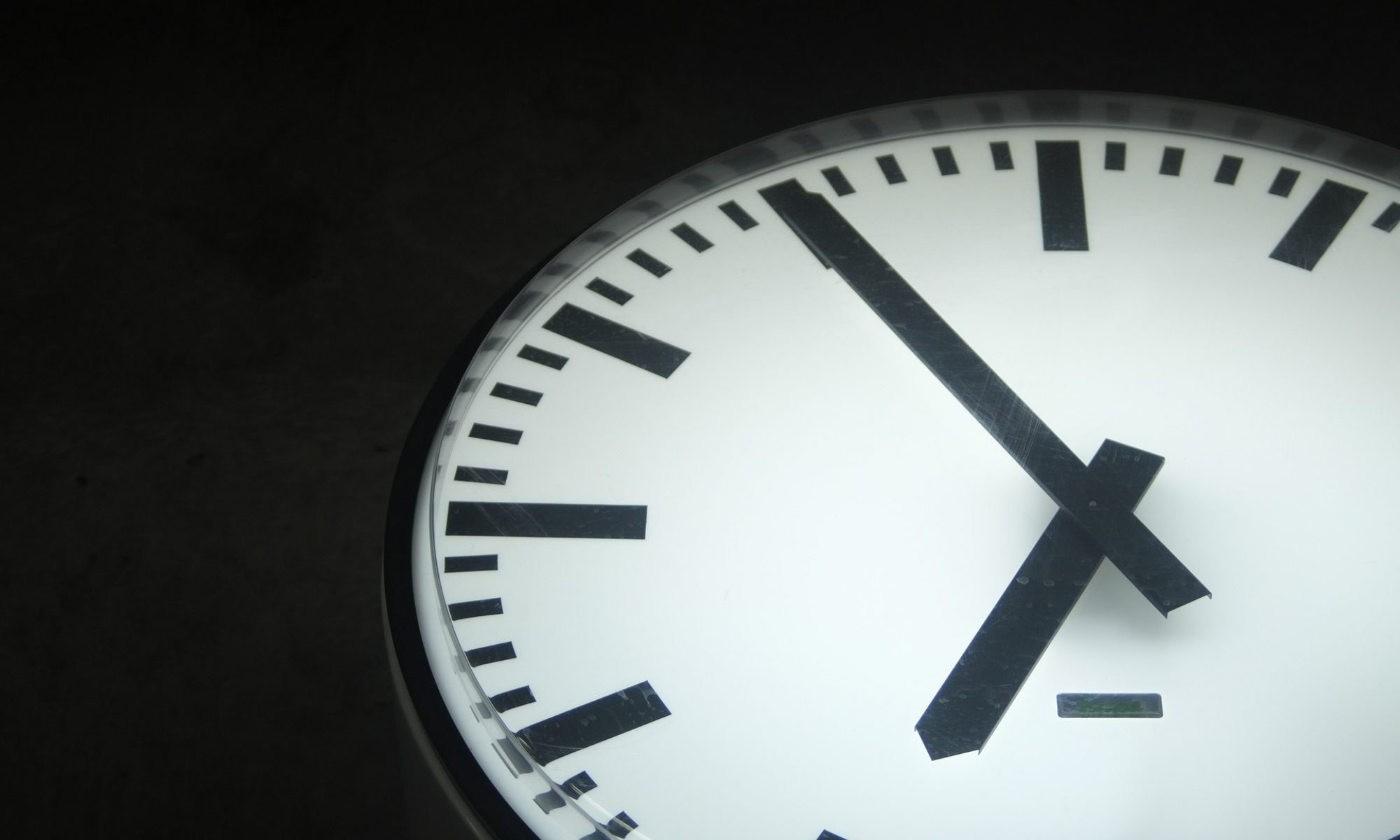 On time -- Temporal and normative ordering of mobilities