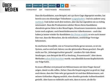 Abbildung 5 Quelle: Übermedien (14.05.2016): Pfundsfreundliche Fernsehpfuscher. Online: http://uebermedien.de/4683/pfundsfreundliche-fernsehpfuscher/ (zuletzt aufgerufen: 23.06.2016).