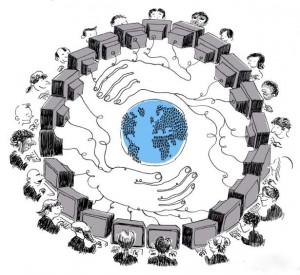 Virtuelle Gemeinschaft