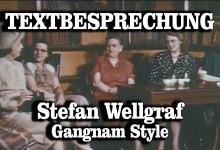 """Stefan Wellgraf: """"Gangnam Style"""""""